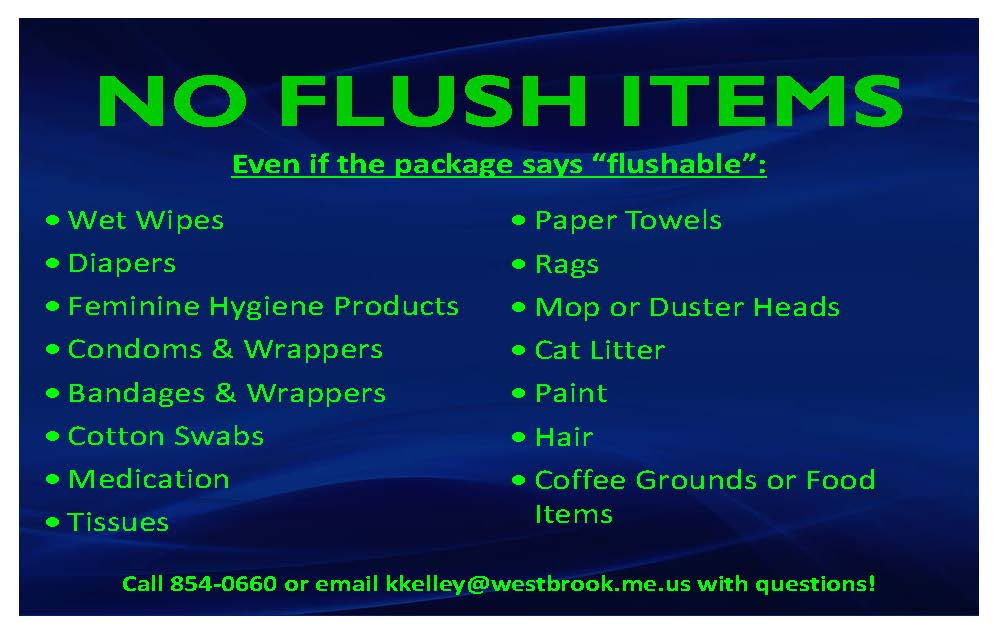No Flush List