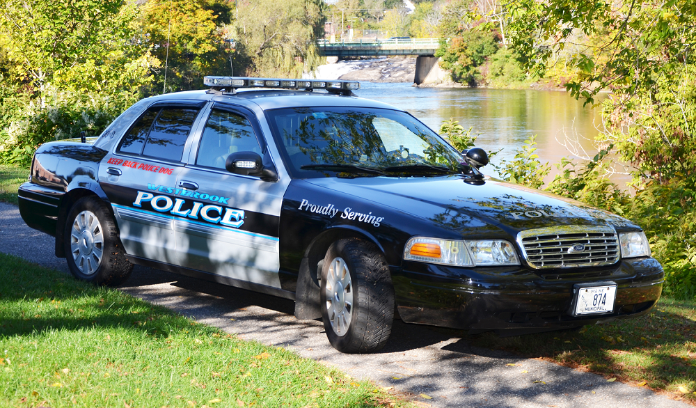 2009 Ford Crown Victoria Police Cruiser